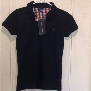 Tommy Hilfiger Denim Navy blue shirt size small